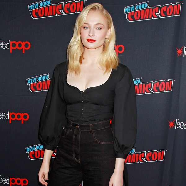 Sophie Turner, New York Comic Con 2018
